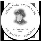 Powrót do strony głównej Szkoły Podstawowej nr 64 w Poznaniu
