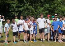 Dzień Sportu - uczniowie
