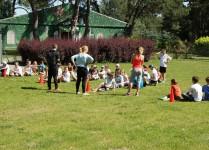 Dzień Sportu - wyścigi rzędów