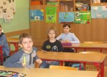 dzieci oczekujące na konkurs