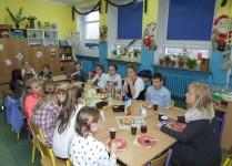 Spotkanie opłatkowe Szkolnego Koła Caritas