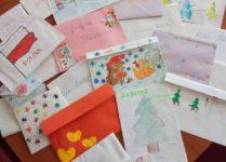 Listy od dzieci z Ukrainy