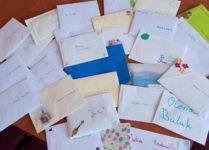 listy do dzieci z Ukrainy