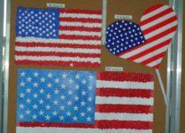 Prace konkursowe - flagi