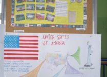 peace konkursowe - plakat o USA