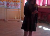 Ula podczas występu