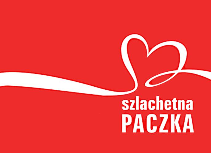 logo akcji szlachetna paczka