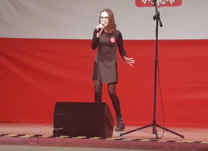 Ula na scenie