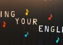 sing your english