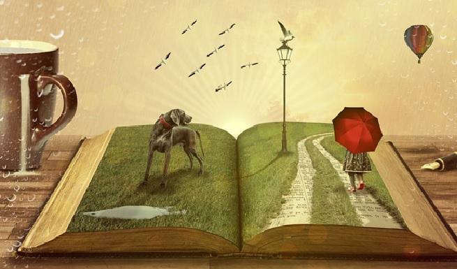moja niezwykła książka