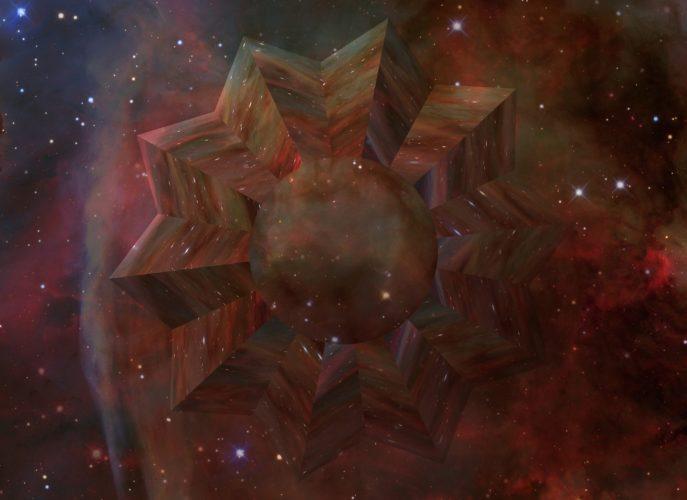 matematyczny wszechświat