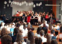 koncert chóru szkolnego